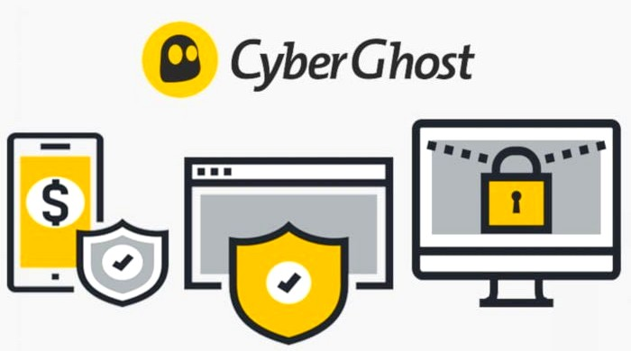 Avis VPN Cyberghost capture